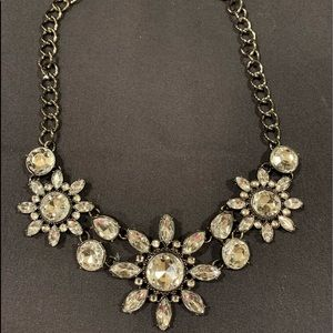 Jewelry - Over Ice Crystal Necklace